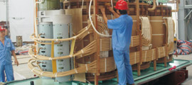 """电力变压器贴上""""智能""""标签 引领中国电网建设新风向-银河电气科技有限公司,银河电气,浙江省台州市椒江区"""